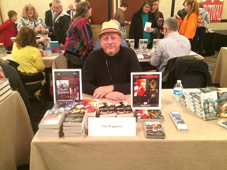 At the Ohioana Book Festival, 2015.
